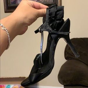 Nina Shoes - Beautiful Black Heels